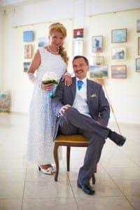 Anthony and Larisa Botcherby