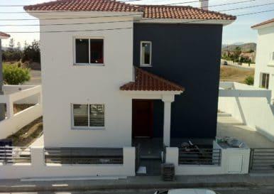 Дом в востребованном районе Лимассола