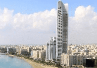 Самый высокий в Европе прибрежный жилой комплекс!