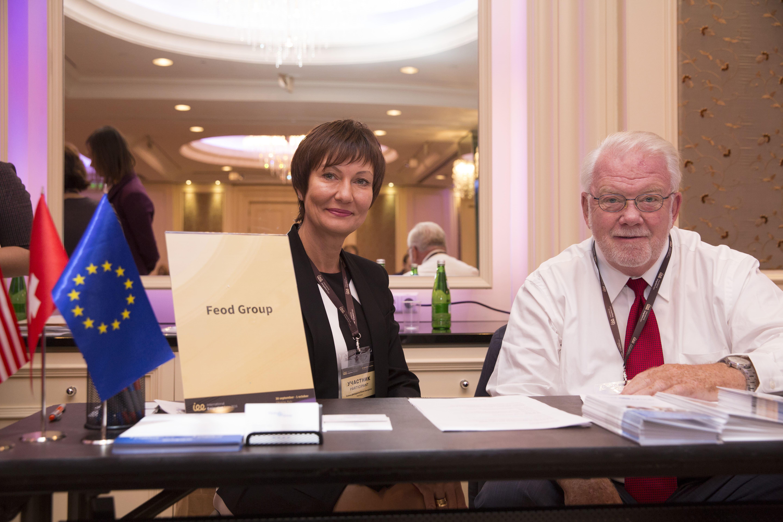 Ведущие специалисты Феод Групп выступили докладчиками на Международной конференции,   посвященной   иммиграции,   бизнесу   и   недвижимости, образованию за рубежом.