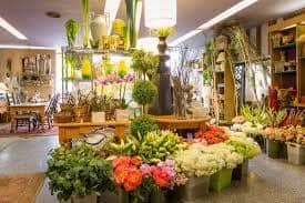 Цветочный магазин в Калифорнии на продажу