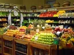 Магазин органических продуктов в Северной Калифорнии
