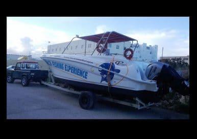 Бизнес по организации частной морской рыбалки