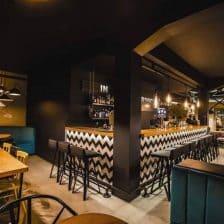 Ресторан с террасой