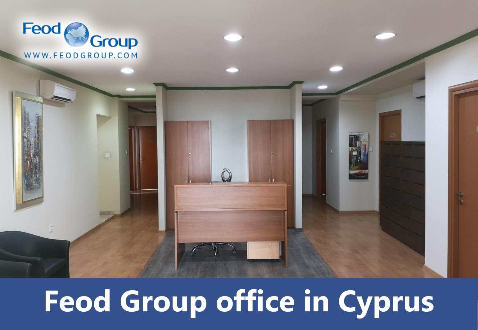 New office in Cyprus!