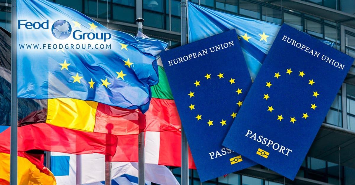 Второе гражданство в Евросоюзе. Как получить второе гражданство в странах ЕС.