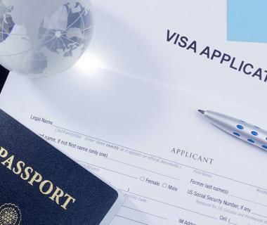 Помощь по визовым вопросам, фото от Феод Групп.